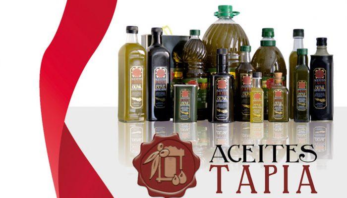 Conjunto aceites - Aceites Tapia