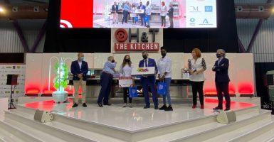 Concurso cocina Joven Sabor a Málaga 2021